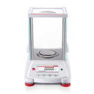 Photograph of Ohaus Pioneer® Analytical Balance, front facing.