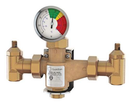 A photo of the G6020 Thermostatic Mixing Valve.