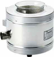 A photograph of a 20130 griffin beaker heating mantle, aluminum.