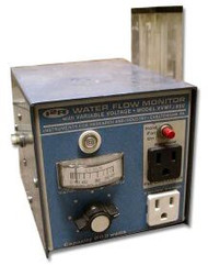 A photograph of a 20903 water-flow monitor™ deluxe sensor w/ variable voltage control.