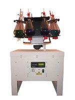 Glas-Col 3D Floor Shaker Base w/ Optional Separatory Funnel Holders