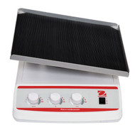 Picture of Ohaus Analog One Tier Rocking Shaker, front facing.