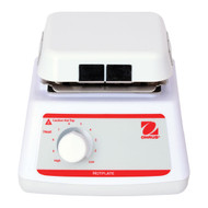Photograph of Ohaus Mini Hotplate, front facing.