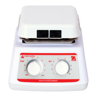 Photograph of Ohaus Mini Hotplate-Stirrer, front facing.