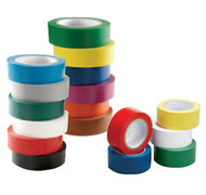 A photograph of a 06404 aisle marking conformable tape.