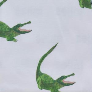 Fabric by the Yard - alligators