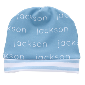 Beanie - Personalized Beanie Polyester - glacier (LIMITED EDITION)