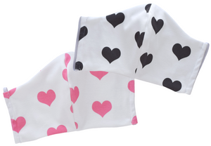 Mask - Stylish Masks with Filter Pocket – hearts