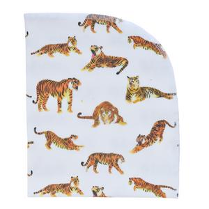 Organic Blanket - tigers