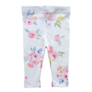 Leggings - blooming garden