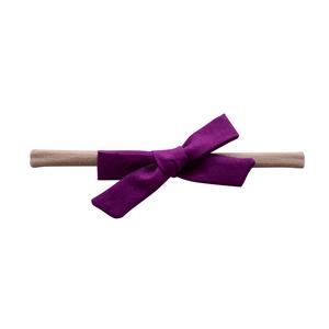 Small Schoolgirl - purple