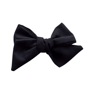 Small Pinwheel - black