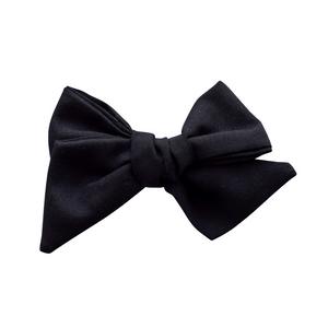Small Pinwheel - black
