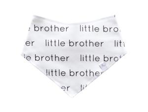 Little Brother Drool Bib