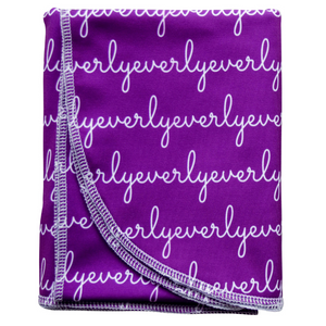 Personalized Everly Blanket - standard