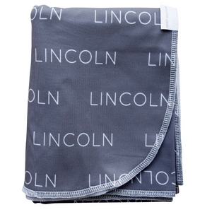 Personalized Lincoln Blanket - large