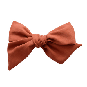Large Pinwheel - burnt orange (SALE)