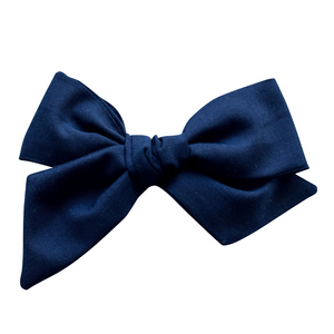 Large Pinwheel - navy
