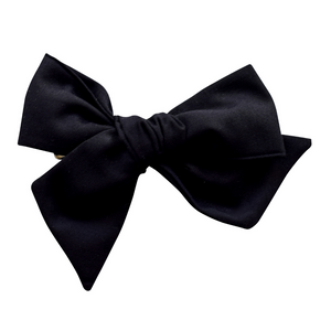 Large Pinwheel - black
