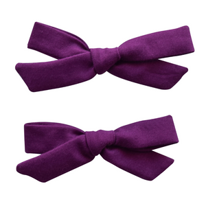 Small Schoolgirl Piggies - purple