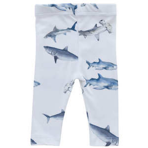 Leggings - sharks