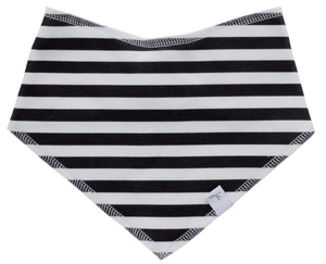 Bandana Bib  - stripes (7 colors)