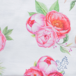 Fabric by the Yard - peony