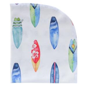 Organic Blanket - surf boards