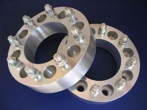 Wheel  Adapter  (Pair)  8X6.5 to 8 Lug 180 14x1.5