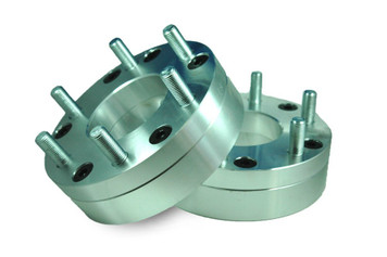 5x4.5 to 6x5.5 Wheel Adapter 2inch, (Pair of 2)