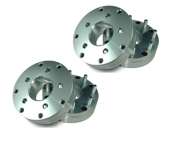 5x5 to 8x170 Custom Wheel Adapter 2 inch, (Set of 4)