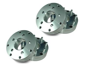 5x5.5 to 8x170 (LG Center Bore) Custom Wheel Adapter 2inch, (Set of 4)