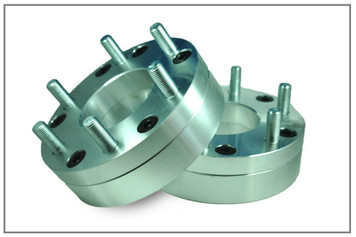 5x4.75 to 6x135 2-Piece Wheel Adapters (Pair of 2) 2in Thick