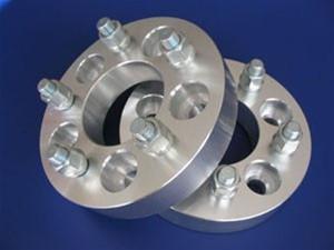 5x135 to 5x150 Standard Billet Wheel Adapters (pair of 2)