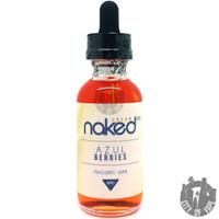 Naked 100 Cream 60ml Eliquid - Azul Berries