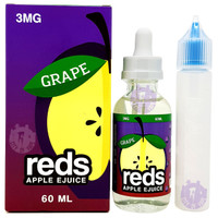 Reds Apple 60ml Ejuice - Grape