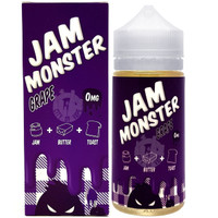 Jam Monster 100ml Eliquid - Grape