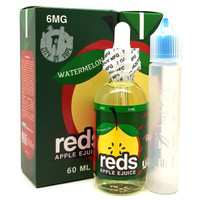 Reds Apple 60ml Ejuice - Watermelon