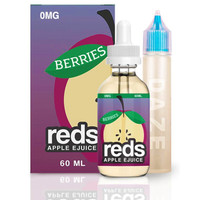 Reds Apple 60ml Ejuice - Berries