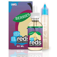 Reds Apple 60ml Ejuice - Berries Ice