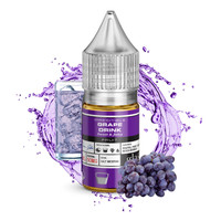 Glas 30ml Nicotine Salts Ejuice - Grape Drink