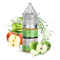 Glas 30ml Nicotine Salts Ejuice - Juicy Apple