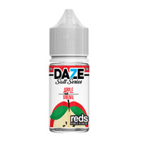 Reds Apple Nicotine Salts Eliquid by 7 Daze - Apple (original)