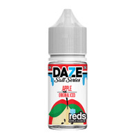 Reds Apple Nicotine Salts Eliquid by 7 Daze - Apple Iced