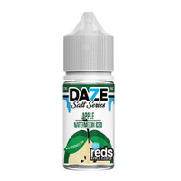 Reds Apple Nicotine Salts Eliquid by 7 Daze - Watermelon Iced