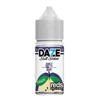 Reds Apple Nicotine Salts Eliquid by 7 Daze - Grape