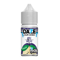 Reds Apple Nicotine Salts Eliquid by 7 Daze - Grape Iced