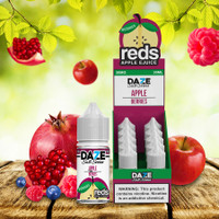 Reds Apple Nicotine Salts Eliquid by 7 Daze - Berries