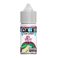 Reds Apple Nicotine Salts Eliquid by 7 Daze - Berries Iced