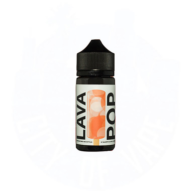 Lava Pop has the combination of Strawberry, Pineapple & Orange Popsicle.